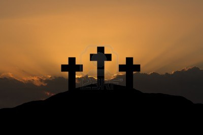 5742379-three-crosses-on-golgotha-symbolising-easter